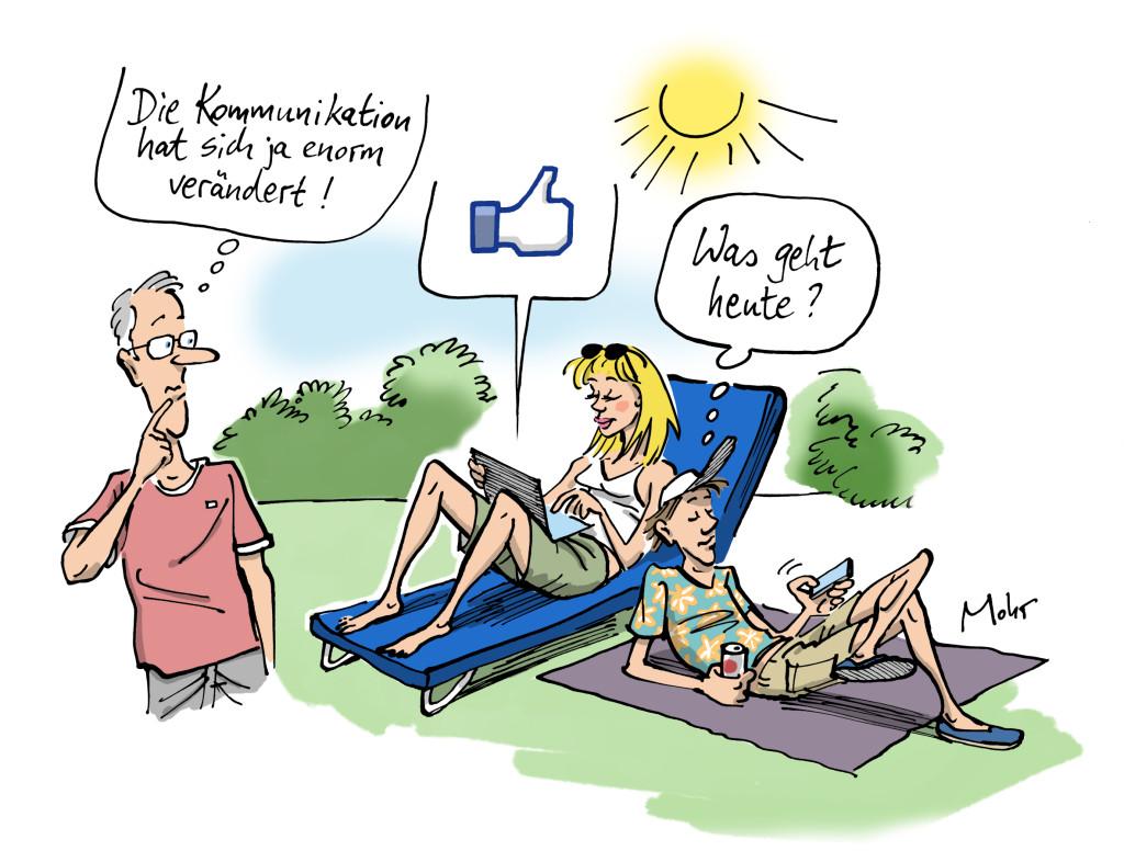 Facebook-Vorschlag